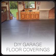 DIY Garage Floor Coverings