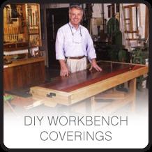 DIY Workbench Coverings